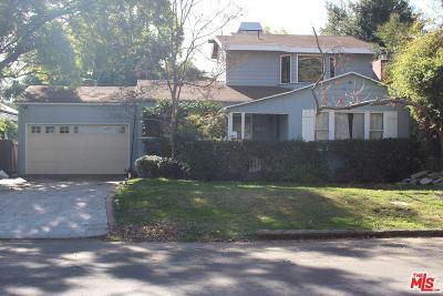 Valley Village Single Family Home For Sale: 11734 Huston Street