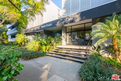 Los Angeles County Condo/Townhouse For Sale: 848 North Kings Road #104