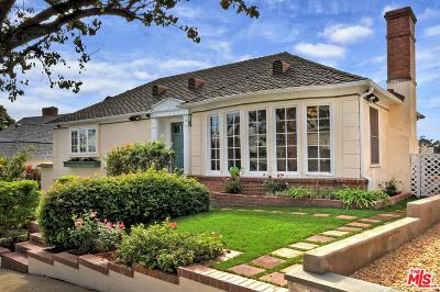 Los Angeles County Single Family Home For Sale: 371 Dalkeith Avenue