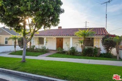 Los Angeles Single Family Home For Sale: 6101 South Mansfield Avenue