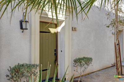 Palm Desert Condo/Townhouse For Sale: 142 Paseo Bravo