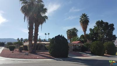 Palm Desert Single Family Home For Sale: 74381 Velardo Drive