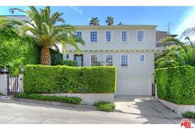 Sunset Strip - Hollywood Hills West (C03) Single Family Home For Sale: 1442 Belfast Drive