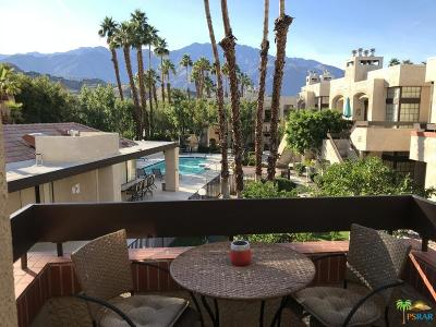 Palm Springs Condo/Townhouse For Sale: 2601 South Broadmoor Drive #36