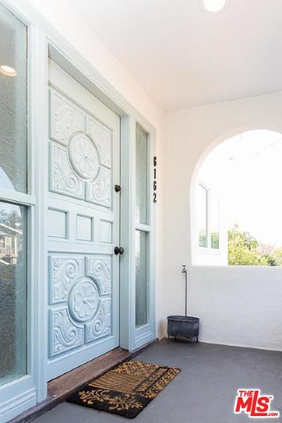 Los Angeles Single Family Home For Sale: 6162 Poppy Peak Drive