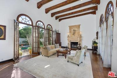 Los Angeles Single Family Home For Sale: 426 South McCadden Place