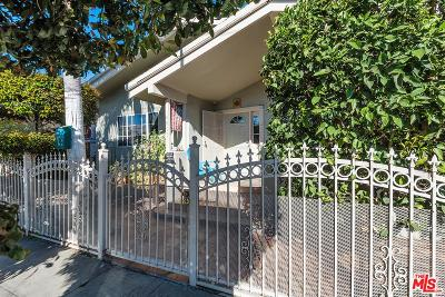 Los Angeles Single Family Home For Sale: 4857 Clinton Street