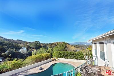 Single Family Home For Sale: 3251 Coldwater Canyon Avenue