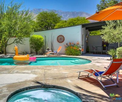 Palm Springs Single Family Home For Sale: 2560 North Starr Road