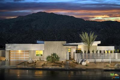 Palm Springs Single Family Home For Sale: 551 Polaris Court