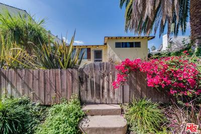 Los Angeles County Residential Income For Sale: 931 North Gardner Street