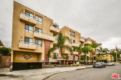 Los Angeles Condo/Townhouse For Sale: 871 Crenshaw #401