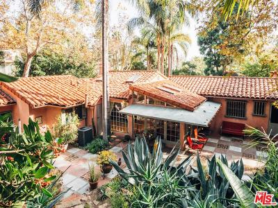 Los Angeles County Single Family Home For Sale: 2655 Outpost Drive