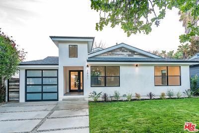 Single Family Home For Sale: 3431 Kelton Avenue