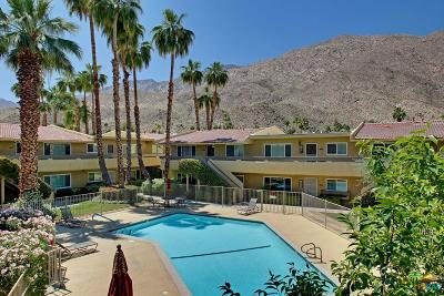 Palm Springs Condo/Townhouse For Sale: 1950 South Palm Canyon Drive #105
