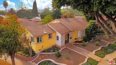 Santa Monica Single Family Home For Sale: 3064 Delaware Avenue