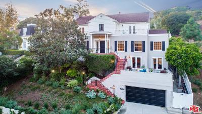 Los Angeles Single Family Home For Sale: 2501 Nottingham Avenue