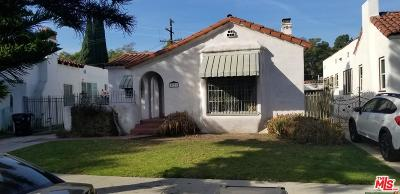 Los Angeles Single Family Home For Sale: 4227 11th Avenue