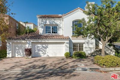 Los Angeles Single Family Home For Sale: 11803 Folkstone Lane