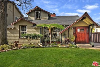 Studio City Single Family Home For Sale: 4225 Teesdale Avenue