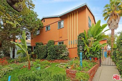 Santa Monica CA Residential Income For Sale: $2,850,000