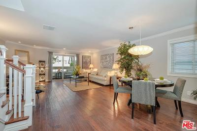 Santa Monica Condo/Townhouse For Sale: 901 5th Street #D