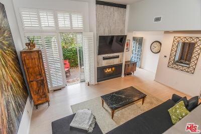 Marina Del Rey Condo/Townhouse For Sale: 13209 Fiji Way #F