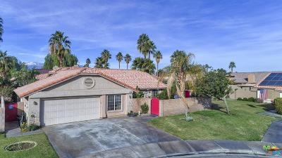 La Quinta Single Family Home For Sale: 44555 Verbena Drive