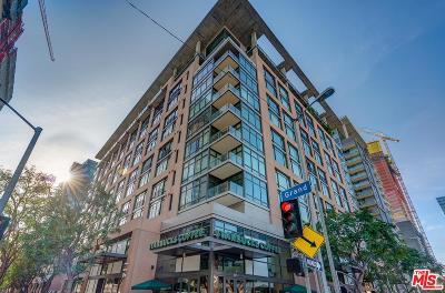 Condo/Townhouse For Sale: 1111 South Grand Avenue #1108