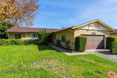 Northridge Single Family Home For Sale: 10030 Oak Park Avenue