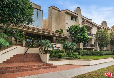 Los Angeles County Condo/Townhouse For Sale: 8180 Manitoba Street #111