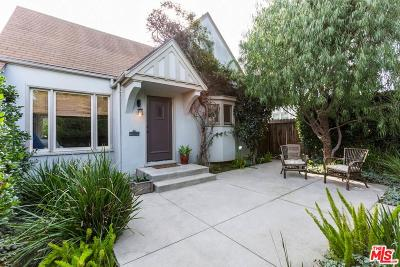 Los Angeles Single Family Home For Sale: 3036 Ingledale Terrace