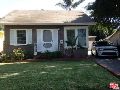 Los Angeles Single Family Home For Sale: 518 Kendall Avenue