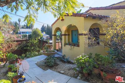 Single Family Home For Sale: 2130 Apex Avenue