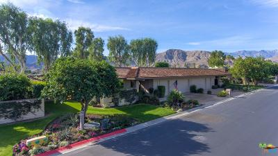 Rancho Mirage Single Family Home For Sale: 9 Princeton Drive