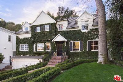 Beverly Hills Single Family Home For Sale: 1355 North Beverly Drive