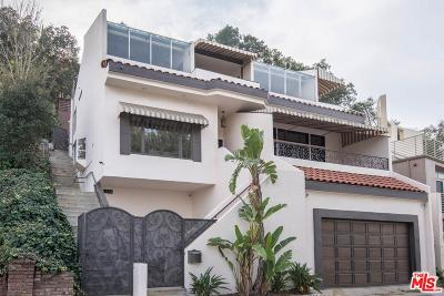 Studio City Single Family Home For Sale: 11694 Picturesque Drive