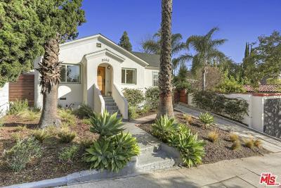 Los Angeles Single Family Home For Sale: 2562 Silver Ridge Avenue