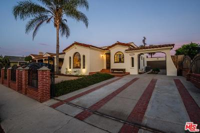 Los Angeles Single Family Home For Sale: 1730 South Marvin Avenue