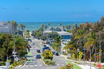 Santa Monica Condo/Townhouse For Sale: 743 Pier Avenue #4