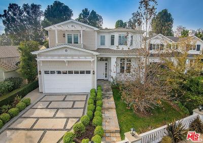Los Angeles Single Family Home For Sale: 159 South Gretna Green Way