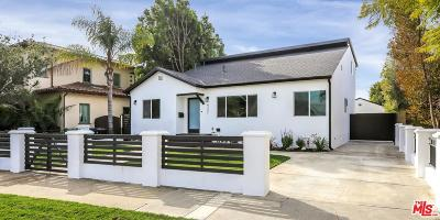 Los Angeles Single Family Home For Sale: 4231 Sunnyside Avenue