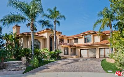 Calabasas Single Family Home For Sale: 25545 Kingston Court