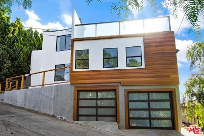 Los Angeles Single Family Home For Sale: 5708 Buena Vista Terrace