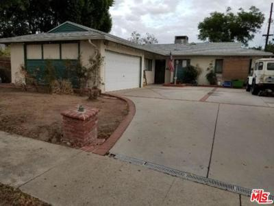 Los Angeles County Single Family Home For Sale: 13350 Dyer Street