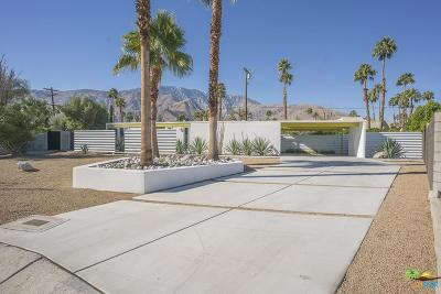 Palm Springs Single Family Home For Sale: 309 East Desert Holly Circle