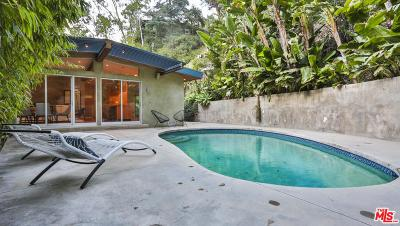 Sunset Strip - Hollywood Hills West (C03) Single Family Home For Sale: 7507 Willow Glen Road