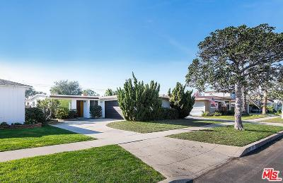 Los Angeles Single Family Home For Sale: 7414 West 81st Street