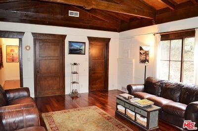 Topanga Single Family Home For Sale: 360 North Topanga Canyon