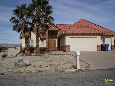 Desert Hot Springs Single Family Home For Sale: 67750 El Serape